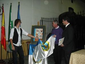 Rafael Gordillo padrino de la Feria Solidaria de los Vinos y la Tapa de Chipiona