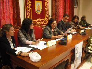 El Consejo de la Mujer se reúne con motivo del Día contra la Violencia de Género(Chipiona)