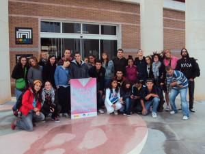 Los jóvenes del proyecto Creando Futuro participan en el primer encuentro provincial (Cádiz)