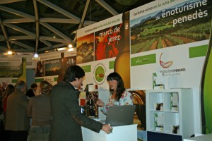 Las rutas del vino y brandy del Marco de Jerez y sus vinos participan en unas jornadas de promoción enoturística celebradas en Madrid