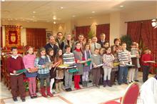 Conmemoran el XXXII Aniversario de la Constitución con el tradicional pleno infantil(Chipiona)
