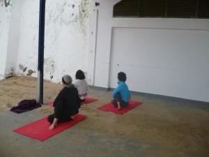 Celebrada concentración de Karate en Chipiona