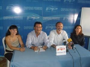 El Partido Popular deja en evidencia la política de viviendas del Gobierno Socialista en Chipiona