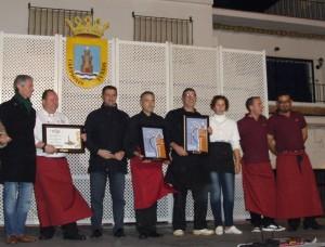 La II feria solidaria de los vinos y la tapa de Chipiona permanecerá abierta hasta el domingo debido al mal tiempo de los últimos días