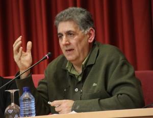 Miguel Gallardo habló del dudoso futuro de las televisiones locales en la Universidad de Periodismo de Sevilla.