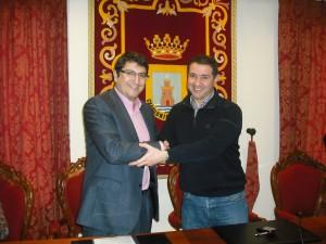 Firmado el contrato para la construcción de tres naves para el fomento de la cultura emprendedora entre los jóvenes
