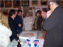 Antonio Peña mantuvo un encuentro con los vecinos de la zona de El Pinar