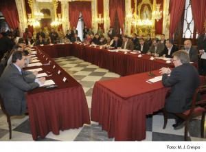 El plan de empleo de diputación se aplicará en 30 municipios de la provincia de Cádiz