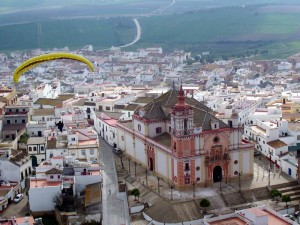 Convocan para el 12 de marzo el Campeonato de Andalucía de Paramotor, IV encuentro deportivo y mercado de ocasión.