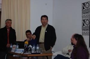 El PP muestra su No rotundo a la instalación de molinos marinos en Chipiona