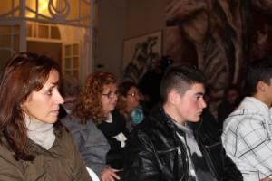 Concierto en Juventudes Musicales