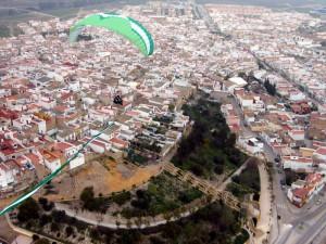 Convocado un concurso de fotos aéreas en Las Cabezas.