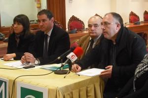 Inaugurados dos talleres de empleo en los que participarán 40 personas desempleadas de Chipiona