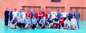 Bebidas Chipiona se alza con el triunfo en la liga local de baloncesto en un play off competidísimo