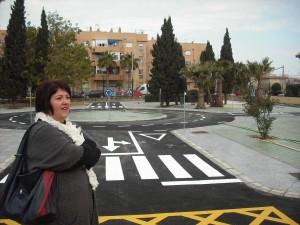 El parque de educación vial infantil de Chipiona, pionero en la provincia de Cádiz, abrirá sus puertas a finales de marzo