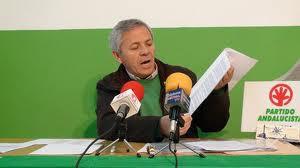 El Partido Andalucista denuncia la retención de ayuda humanitaria con fines electoralistas(Chipiona)