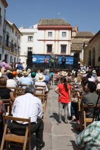 Córdoba acoge desde el sábado una exposición dedicada a la artista Rocío Jurado
