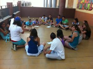 Chipiona acogió el pasado fin de semana el encuentro de organización de los grupos de segunda fase del proyecto Creando Futuro