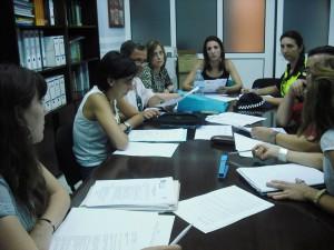 Celebrada la última comisión de absentismo del curso 2010- 2011