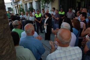 Isabel María Fernández   hace pública su renuncia a la alcaldía en el pleno del ayuntamiento(Chipiona)