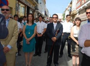 Fiestas agradece la colaboración de empresas y vecinos en la festividad del Corpus el pasado domingo