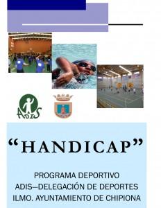 Deportes y ADIS ponen en marcha el programa  hándicap(Chipiona)