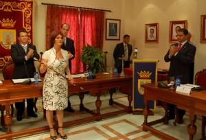 Isabel María Fernández  Orihuela(IU) elegida alcaldesa de Chipiona