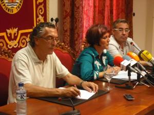 Isabel María Fernández explica los motivos de su renuncia a la alcaldía