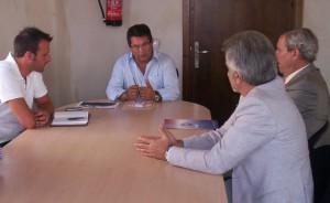 Antonio Peña hace una valoración de la temporada en una reunión con HORECA