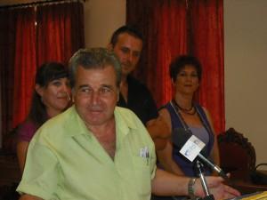 José Mellado Martín pronunciará este viernes el Pregón del Festival del Moscatel en Chipiona.-