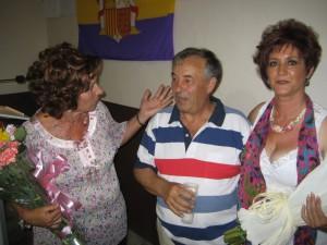 Izquierda Unida homenajea al histórico dirigente Antonio Caro.-