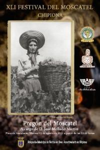 Una foto de la vendimia en los años setenta anuncia el cuadragésimo primer Festival del Moscatel