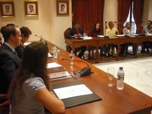 El pleno toma conocimiento de la renuncia de Manuel García a su acta de concejal