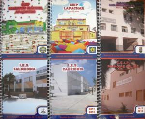 Escolares de Chipiona ya trabajan con sus agendas escolares