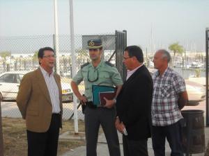 Diputación presenta en Chipiona las obras del plan provincial para los municipios costeros