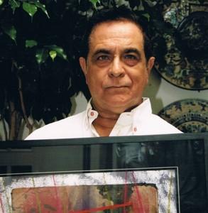 Miguel Caiceo, primera obra.