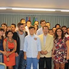 Emilio Soto elegido por unanimidad presidente de Nuevas Generaciones de Chipiona