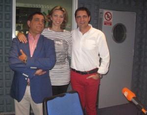Marina Bernal y Miguel Caiceo serán entrevistados en Canal Sur Radio por Rafael Cremades