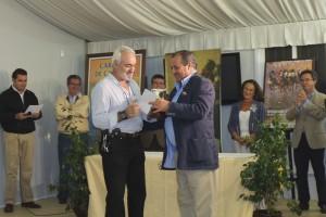 La obra titulada Competencia primer Premio Certamen fotográfico Carreras de caballos de Sanlúcar de Barrameda