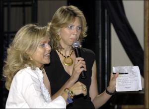 CANAL SUR obtiene un 25 por ciento audiencia con Inma CASAL y Marina Bernal en la retransmisión de la boda de la duquesa de Alba .-