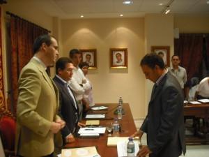 Virgilio Claver toma posesión del acta de concejal tras la renuncia de Manuel García