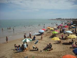 La playa de La Cruz del Mar obtiene la Q de calidad