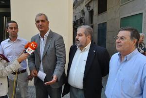 Los andalucistas quieren que la dación en pago sea admitida