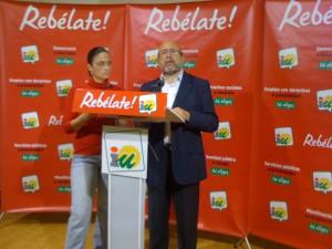 IU denuncia que el proyecto de la variante de Olvera, Espera y Ubrique quedará paralizado durante todo el próximo año