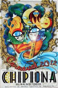Convocada presentación oficial de  la obra de Adrián Peña como cartel del carnaval de Chipiona 2012