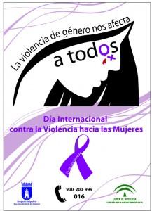 Un taller de buenos tratos en la representación plástica o gráfica abre los actos del día contra la violencia hacia las mujeres