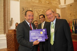 César Florido logra un Mezquita de Oro y otro de Plata en el concurso cordobés (Chipiona)