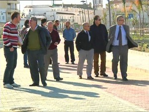 El ayuntamiento recepcionará las obras del paseo Cruz del Mar el mes próximo