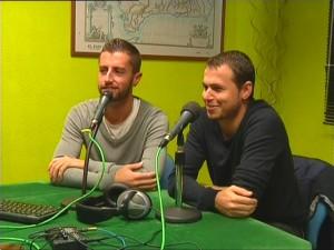 Marcos Oliva y Cristóbal Santos pregonarán el carnaval del Barrio de 2012