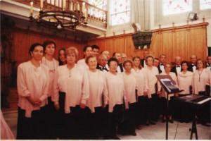 El orfeón Santa Cecilia ofrecerá un concierto en el salón de plenos del ayuntamiento este sábado